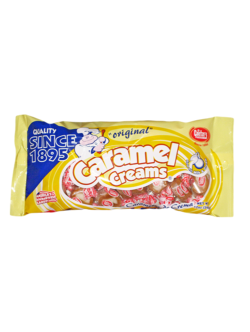12oz Goetze's Original Vanilla Caramel Creams Bag