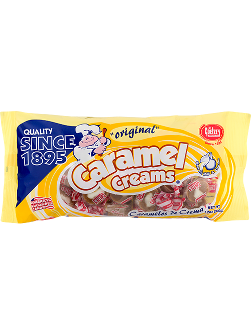 Original Vanilla Caramel Creams 12oz. Bag