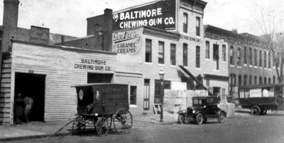 Baltimore-Chewing-Gum-Factory
