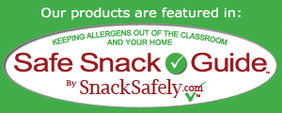Safe Snack Guide by snacksafely.com